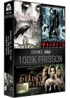 Coffret 100% Frisson : Conjurer + Macbeth + Deadly Pledge (Pack) - DVD