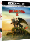 Dragons 2 (4K Ultra HD + Blu-ray 3D + Blu-ray + Digital HD) - 4K UHD