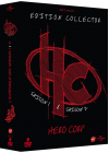 Hero Corp - Saison 1 & saison 2 (Édition Collector) - DVD