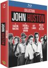 Collection John Huston : Le Faucon Maltais + Le Trésor de la Sierra Madre + Key Largo + Reflets dans un oeil d'or - Blu-ray