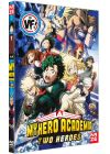 My Hero Academia - Le Film : Two Heros - DVD - Sortie le 17 septembre 2019