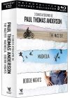 3 chefs-d'oeuvre de Paul Thomas Anderson - The Master + Magnolia + Boogie Nights (Coffret Collector) - Blu-ray