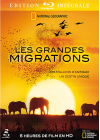 National Geographic - Les grandes migrations (Édition Intégrale) - Blu-ray