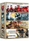 Coffret Guerre : Les 7 salopards + Blood of War + Bunker + Agents de l'ombre (Pack) - DVD