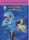 Lilo & Stitch + Pocahontas, une légende indienne + Mary Poppins - DVD