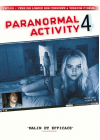 Paranormal Activity 4 (Version longue non censurée) - DVD