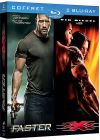 Faster + xXx (Pack) - Blu-ray