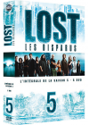 Lost, les disparus - Saison 5 - DVD