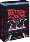 Retour vers le futur : Trilogie (Collector Blu-ray + DVD + Copie digitale + Goodies) - Blu-ray