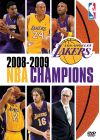 NBA Champions 2008-2009 Los Angeles Lakers - DVD