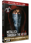 Metallica : Through the Never (Édition Prestige Combo Blu-ray 3D + Blu-ray + DVD) - Blu-ray 3D