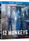 12 Monkeys - Saison 2 - Blu-ray