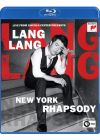 Lang Lang : New York Rhapsody Live from Lincoln Center - Blu-ray