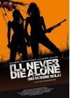 I'll Never Die Alone - DVD