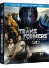 Transformers : The Last Knight (Combo Blu-ray 3D + Blu-ray 2D + Blu-ray bonus) - Blu-ray 3D