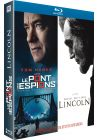 Le Pont des espions + Lincoln (Pack) - Blu-ray