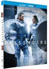 Passengers (Blu-ray + Copie digitale) - Blu-ray