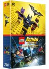 Lego Batman, le film + LEGO Batman : le film - Unité des supers héros DC Comics (Pack) - DVD