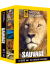 National Geographic - Collection sauvage (Pack) - DVD