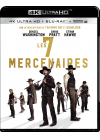Les Sept mercenaires (4K Ultra HD + Blu-ray + Copie Digitale UltraViolet) - Blu-ray 4K