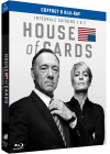 House of Cards - Intégrale saisons 1 et 2 - Blu-ray