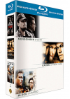 Coffret Leonardo Di Caprio - Mensonges d'état + Gangs of New York + Blood Diamond (Pack) - Blu-ray