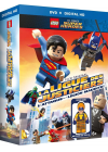 LEGO DC Comics Super Heroes : La Ligue des Justiciers - L'attaque de la Légion Maudite (+ Goodies) - DVD