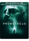 Prometheus (Combo Blu-ray 3D + 2D + DVD - Édition Collector boîtier SteelBook) - Blu-ray 3D