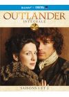 Outlander - Saisons 1 & 2 (Blu-ray + Copie digitale) - Blu-ray