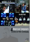 4 American Composers - DVD
