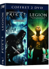 Priest + Legion (Pack) - DVD