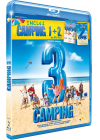 Camping 3 (inclus Camping 1 + 2) - Blu-ray
