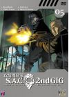 Ghost in the Shell - Stand Alone Complex 2nd Gig - Vol. 05 - DVD