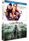 Kingsman : Services secrets + Le Labyrinthe (Pack) - Blu-ray
