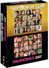 Happy New Year + Valentine's Day (Pack) - DVD