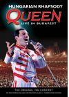 Queen - Hungarian Rhapsody : Live in Budapest - DVD
