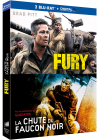 Fury + La chute du Faucon Noir (Blu-ray + Copie digitale) - Blu-ray
