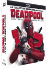 Deadpool 1 + 2 - Blu-ray