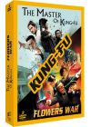 Coffret Kung-Fu : The Master of Kung-Fu + Flowers War (Pack) - DVD