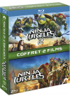 Ninja Turtles + Ninja Turtles 2 - Blu-ray
