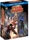 Teen Titans: The Judas Contract (Édition Limitée Blu-ray + DVD + Figurine) - Blu-ray