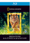 National Geographic - Prédateurs de la jungle et de la savane - Blu-ray