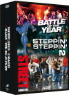 Battle of the Year + Steppin' + Steppin' 2 + Street Dancers (Pack) - DVD