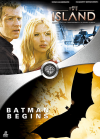 The Island + Batman Begins - DVD