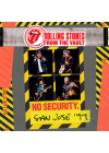The Rolling Stones - From The Vault - No Security. San Jose '99 (DVD + CD) - DVD