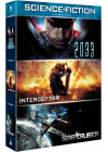 Science Fiction n° 2 : Star Cruiser + The Interceptor + 2033 - Future Apocalypse (Pack) - DVD