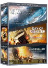 Coffret Catastrophe : Le Triangle de l'apocalypse + Day of Disaster + Hindenburg - L'ultime odyssée (Pack) - DVD