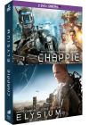 Chappie + Elysium (DVD + Copie digitale) - DVD