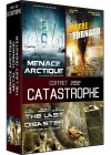Coffret Catastrophe : Menace arctique + Metal Tornado + The Last Disaster (Pack) - DVD