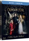 Crimson Peak (Blu-ray + Copie digitale - Édition boîtier SteelBook) - Blu-ray